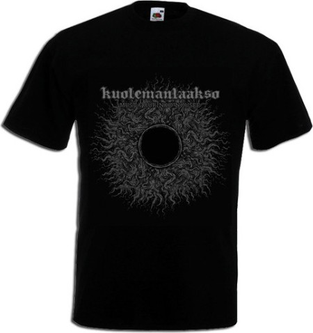 Musta aurinko nousee T-shirt